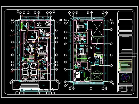 Componentes plano arquitect nico for Pie de plano arquitectonico pdf