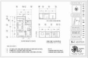 Cuadro de datos plano arquitect nico for Pie de plano arquitectonico pdf